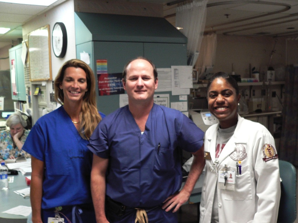 Edward Murphy, MD, General Surgery and We Care Physician Volunteer