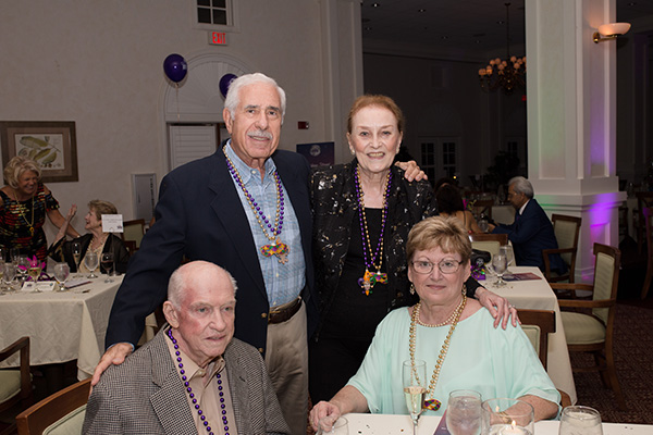Jack&MaryWeisbaum,EarlWalker,KathyHendrix