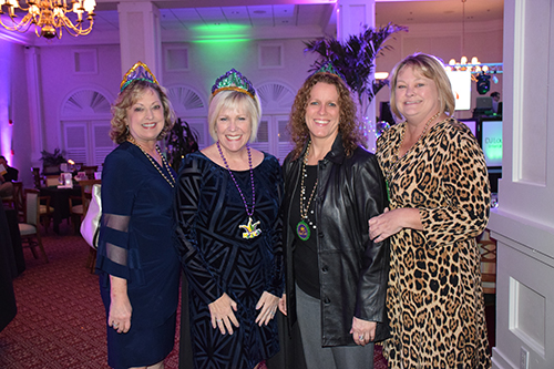 Amy Lord, Eileen O'Donnell, Christie Lupu & Nancy Cameron