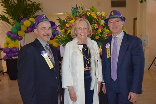 Brian Hartman, Diana Stark & Jay Rinchack