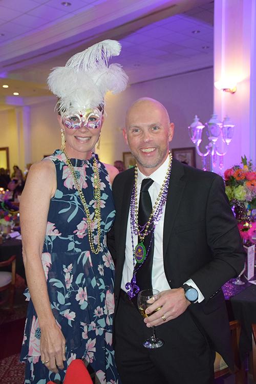 Dr. Brett & Kathie Faulkner