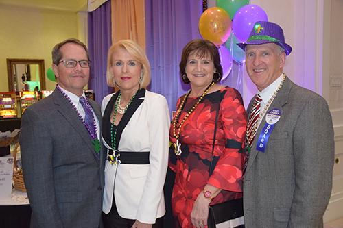 Dr. Charles & Lori Eberhart, Dr. Charles & Michele Mackett