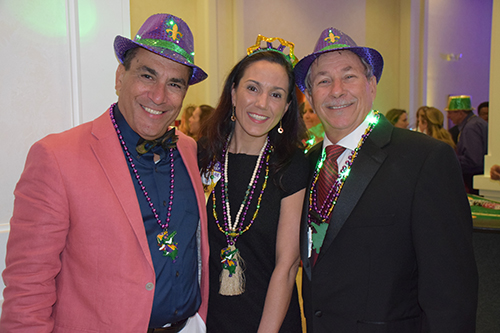 Eduardo & Marianne Canero & Marino Simone