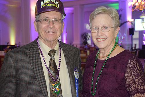 Joe and Judy Coakley