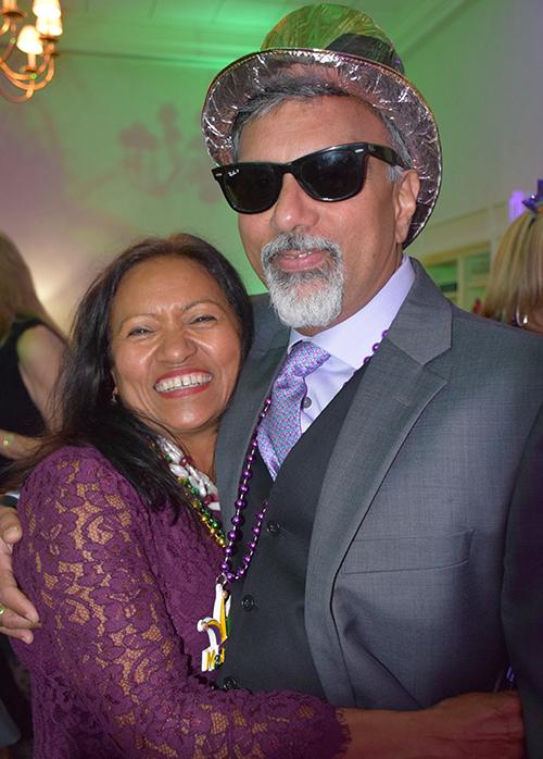 Tina & Brian Deonarine MD